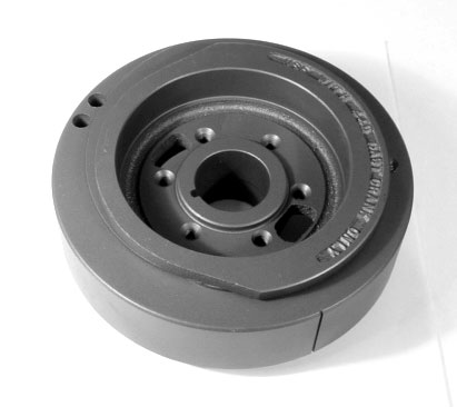Harmonic Balancer Difference - Moparts Forums